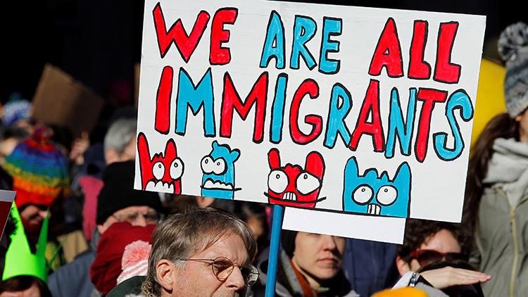 Hawái se convierte en el primer estado de EE.UU. que rechaza el nuevo decreto migratorio de Trump