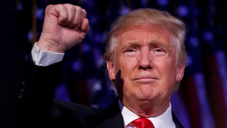 """""""Trump es el primer presidente moderno adversario del 'Estado profundo'"""""""
