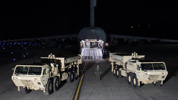 """Moscu: """"El despliegue del THAAD de EE.UU. en Corea del Sur causaría una carrera armamentista"""""""