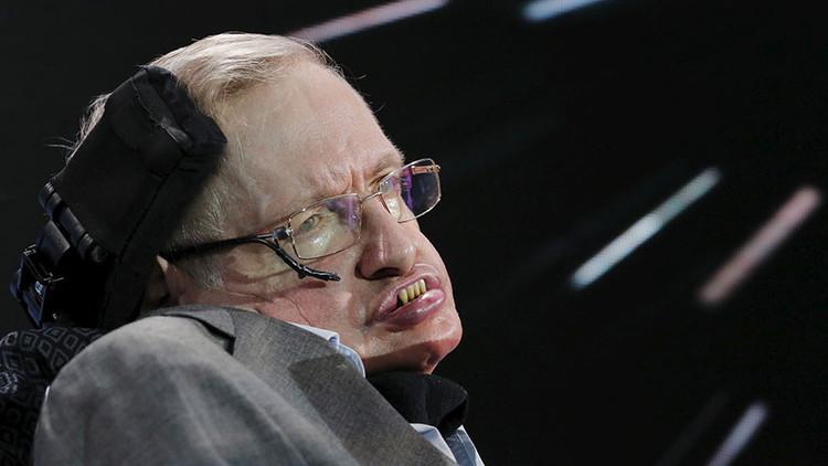 """Stephen Hawking plantea un """"Gobierno mundial"""""""