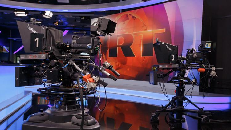 """Directora del grupo RT: """"Hagamos una apuesta sobre quién será el próximo en mentir sobre RT"""""""