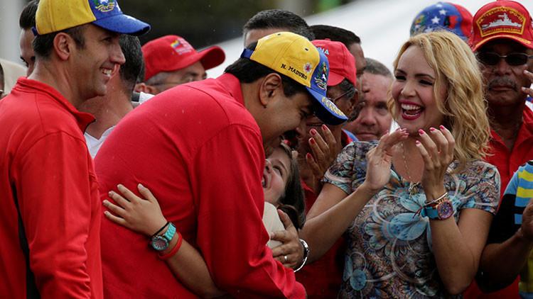 """""""Abra sus oídos"""": La advertencia en inglés de Maduro a Trump"""