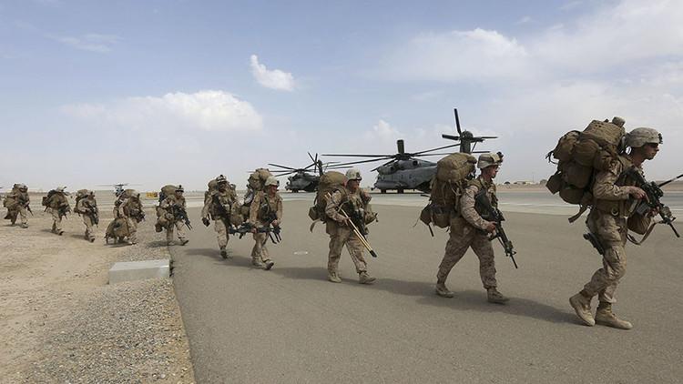 EE.UU. envía a Kuwait 2.500 soldados que se implicarán en los combates de Siria e Irak