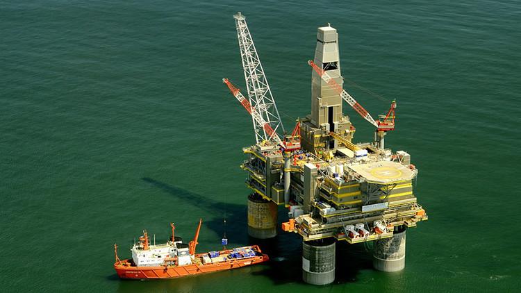 Colombia descubre un importante pozo de gas en su mar territorial