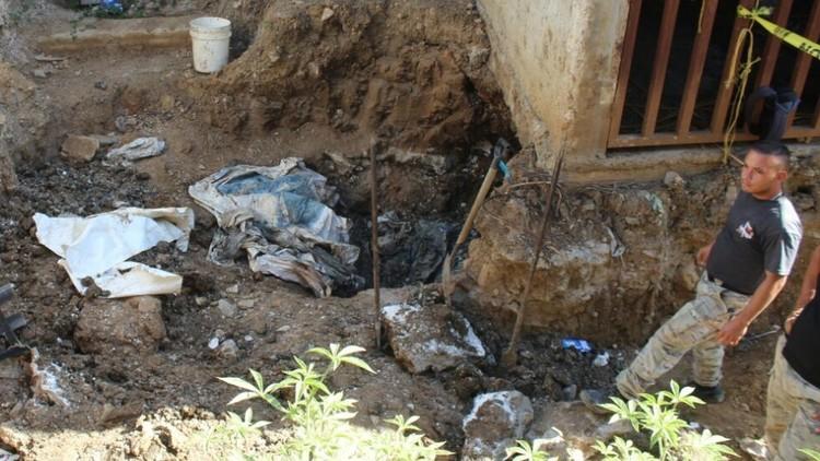 Fotos: Hallan restos óseos en la cárcel más violenta de Venezuela durante una requisa