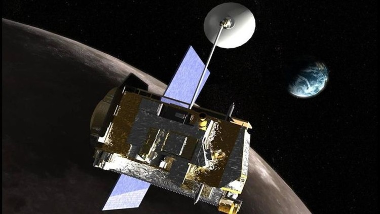 La NASA encuentra dos naves perdidas orbitando la Luna