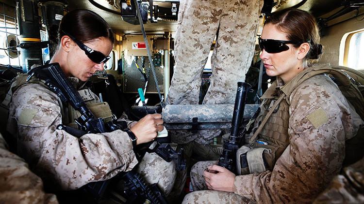 El comandante de Marines de EE.UU. habla sobre el escándalo de las fotos de militares desnudas