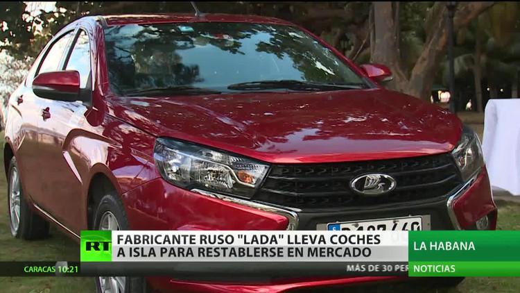 Llegan a Cuba los primeros automóviles rusos Lada tras una pausa de 12 años