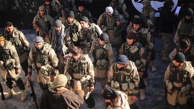 """Exrehén de los yihadistas a RT: """"Está surgiendo un segundo EI y Occidente lo pasa por alto"""""""