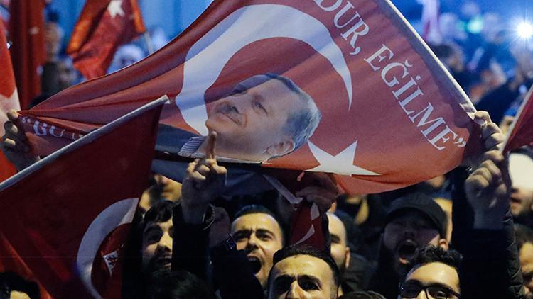 Tensión entre Turquía y Países Bajos