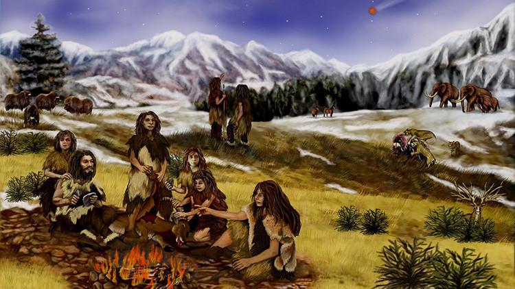 ¿Fue la enigmática cultura indígena Clovis barrida por una causa de origen extraterrestre?