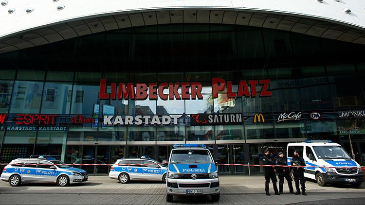 El Estado Islámico está detrás del atentado frustrado en Essen