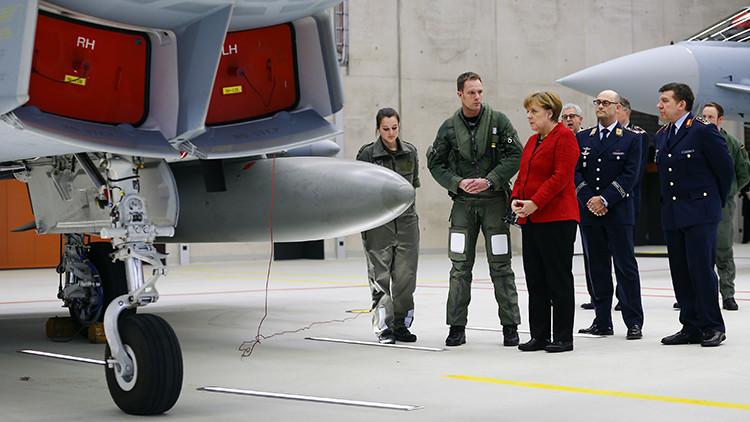 Alemania rechaza el pedido de Trump de aumentar los gastos militares