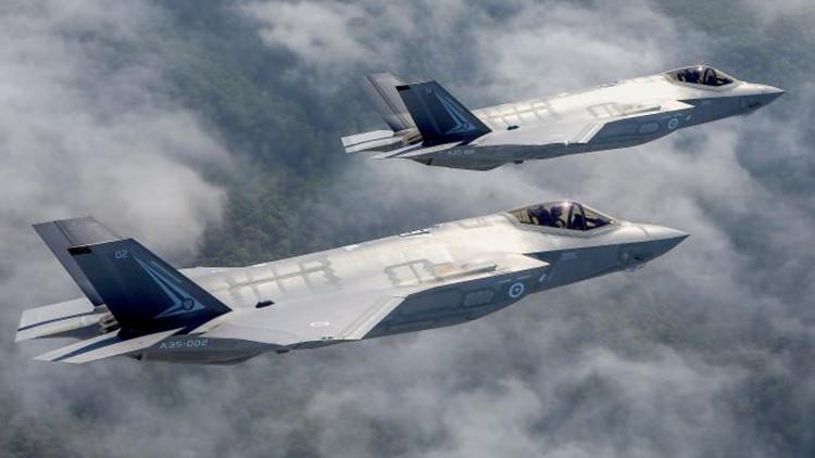 España podría comprar a EE.UU. su caza más costoso y problemático
