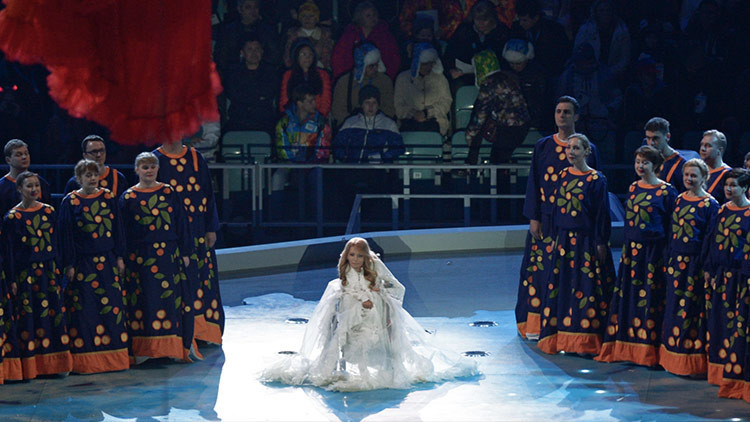 ¿Quién es Julia Samóilova, la joven en silla de ruedas que representará a Rusia en Eurovisión 2017?