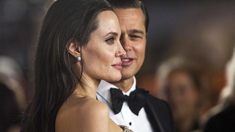 Tatuajes místicos: Así intentaron Jolie y Pitt salvar su matrimonio (FOTOS)