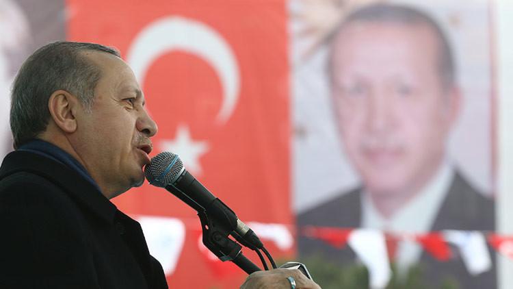 Erdogan anuncia que Turquía denunciará a Países Bajos en la Corte Europea de Derechos Humanos
