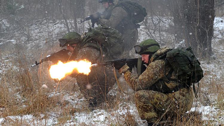 El nuevo equipamiento ruso para los 'soldados del futuro' multiplicará a los francotiradores