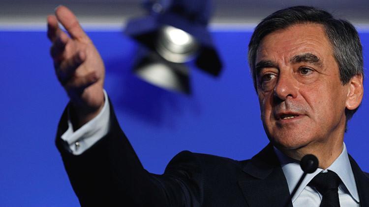 Imputan al candidato presidencial francés Fillon