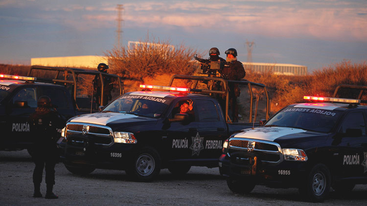 México captura a un mafioso italiano prófugo gracias a Facebook