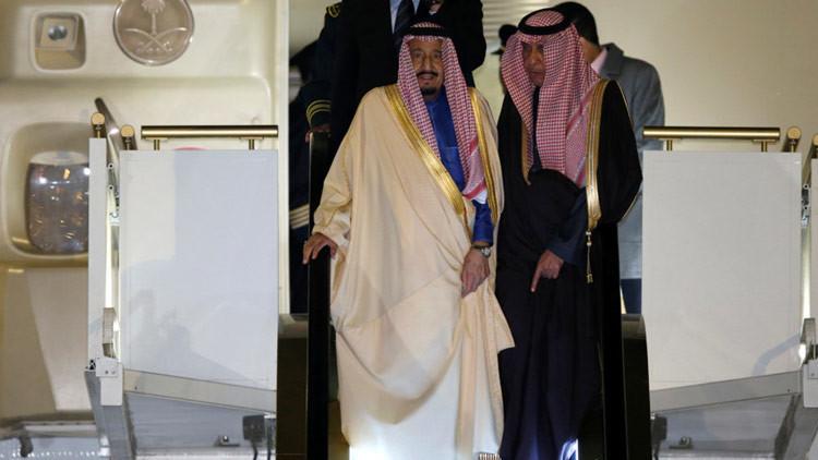 Lujo saudita en Japón: 10 aviones, 500 limusinas y 1.200 habitaciones para la delegación real