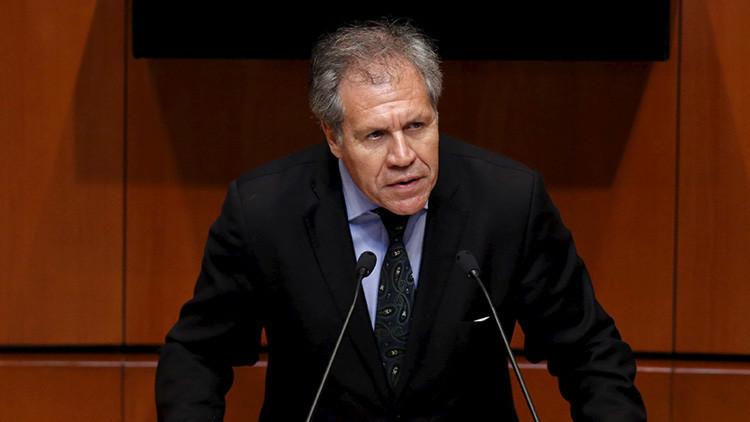 Venezuela podría ser suspendida temporalmente en la OEA