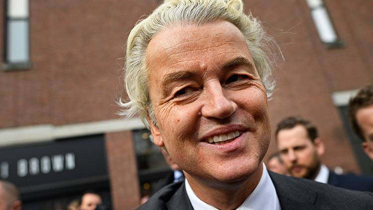 """Candidato ultraderechista neerlandés: """"Mahoma era un pedófilo y el islam es la mayor amenaza"""""""