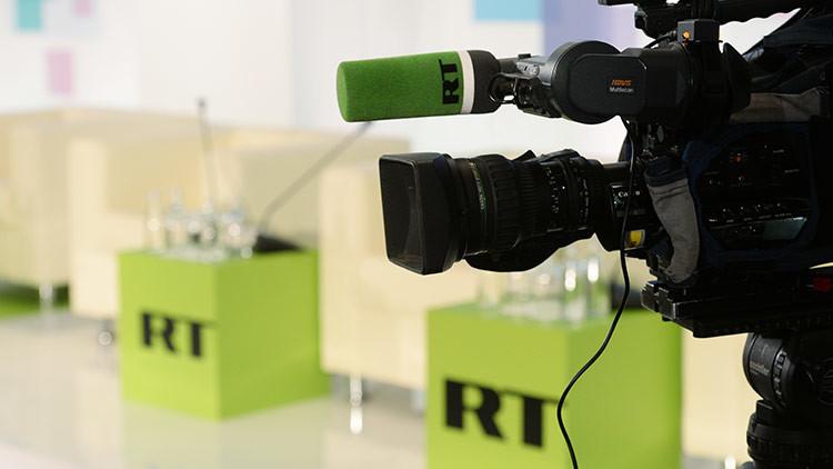"""Directora del grupo RT responde a EE.UU: """"A este ritmo empezarán a disparar a nuestros periodistas"""""""