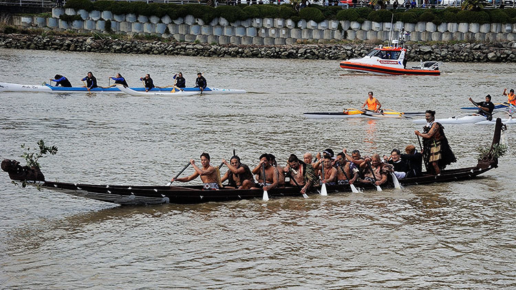 Insólito: Nueva Zelanda otorga el estatus legal de persona a un río