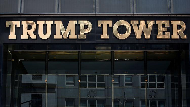Comisión de Inteligencia: no hay pruebas del espionaje a la Torre Trump