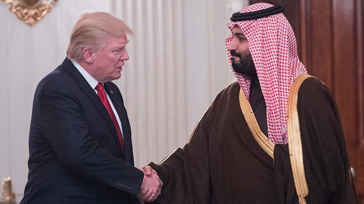 """El príncipe saudita describe a Trump como """"un verdadero amigo de los musulmanes"""""""
