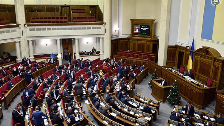 Kiev suspende todos los enlaces de transporte con el este de Ucrania