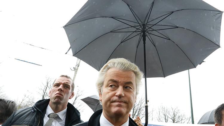 Geert Wilders tiene un enemigo más cercano que los musulmanes: su hermano mayor