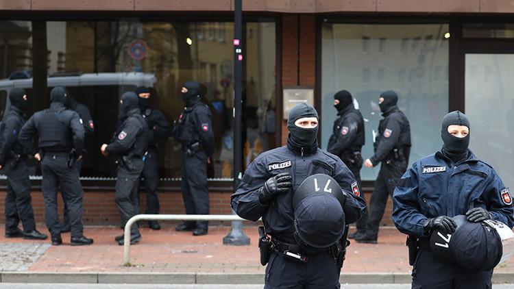 Alemania: Toma de rehenes en un banco en Duisburgo