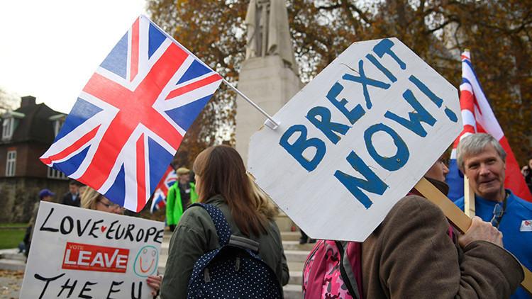 El 'Brexit', a punto de arrancar: la reina de Inglaterra le ha otorgado consentimiento real