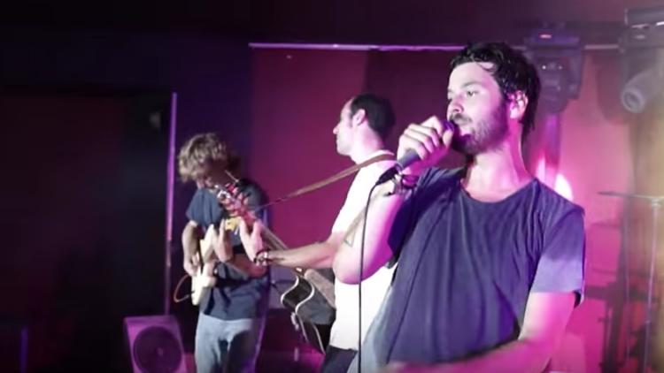 El hijo de Bárcenas triunfa en España con su grupo musical