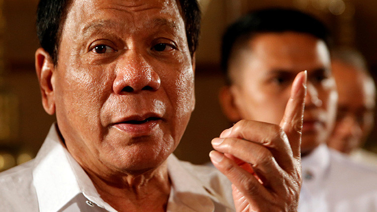 Filipinas: Piden un 'impeachment' al presidente Duterte por abuso de poder