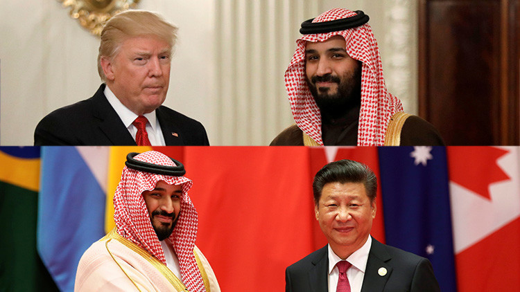 ¿Por qué Arabia Saudita juega 'doble play' con EE.UU. y China?