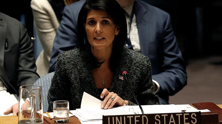 """Embajadora de EE.UU. ante la ONU: """"No debemos confiar en Rusia"""""""