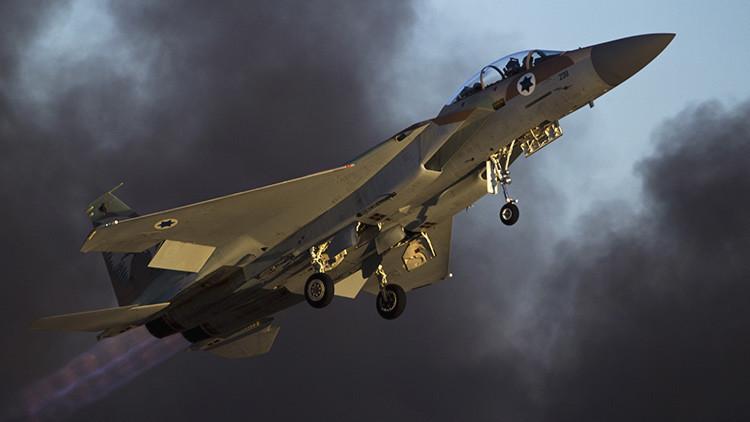 Siria afirma haber derribado cerca de Palmira un avión de Israel, pero este lo niega