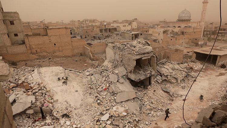 Hallan restos de un misil Hellfire: Rusia exige que EE.UU. explique el bombardeo de un pueblo sirio