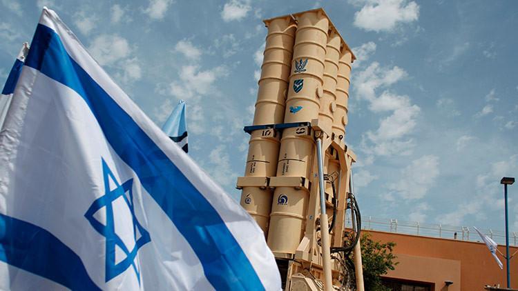 Israel pone a prueba por primera vez su avanzado sistema Arrow-3 contra los misiles sirios