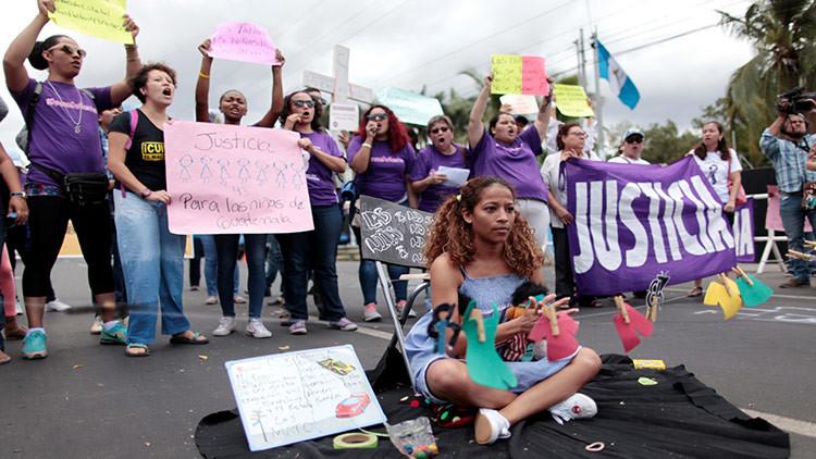 #FueElEstado: ¿Quién es el responsable de la muerte de 40 niñas en Guatemala?