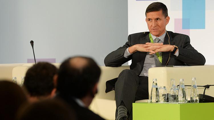 """""""En realidad Flynn no hizo nada que no hubieran hecho numerosos generales, expertos, etc"""""""