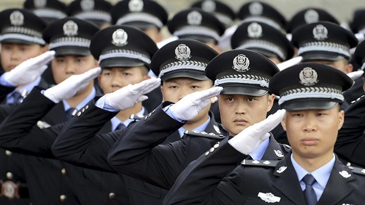 Ningún dispositivo podrá neutralizar esta nueva 'arma matadrones' de la Policía china (FOTO)