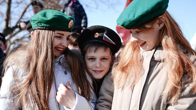 Crimea y la Flota rusa del Mar Negro: destinos entrelazados