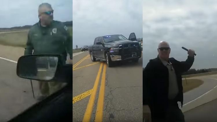 Un estadounidense transmite en directo por Facebook su muerte a manos de la Policía (VIDEO)