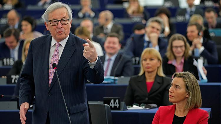 Juncker advierte de una posible guerra comercial entre EE.UU. y la Unión Europea