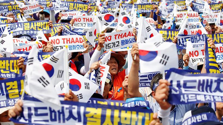 """""""Ante un hecho consumado"""": ¿Se rebelará el nuevo gobierno de Corea del Sur contra el THAAD?"""