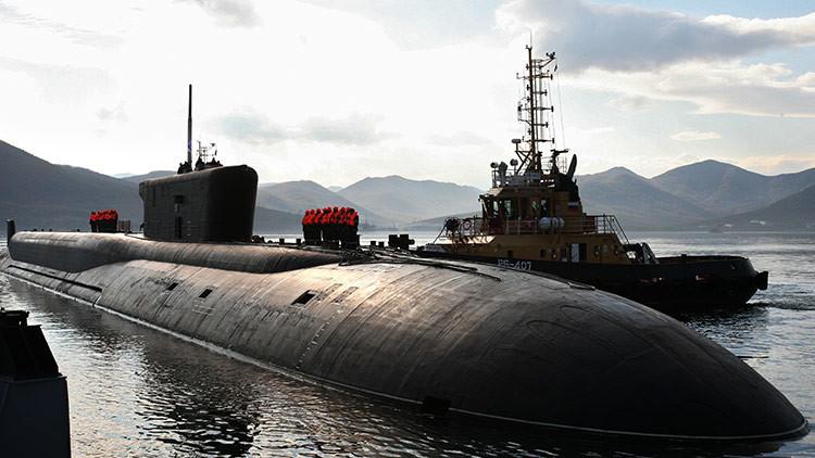 Este es el poder y la belleza de la flota submarina de Rusia (VIDEO)